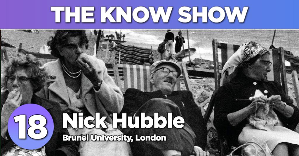 Nick Hubble Episode